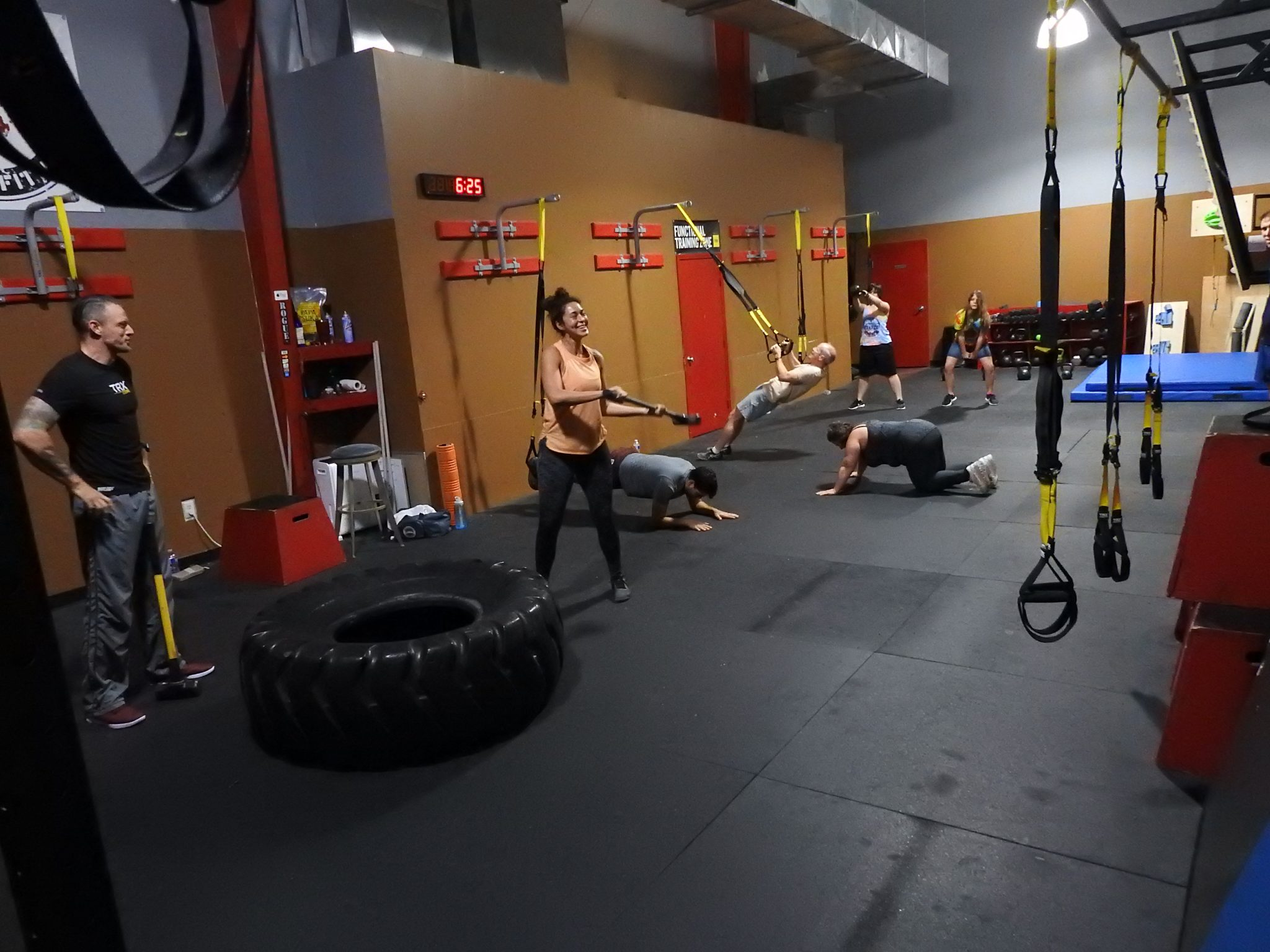Boot Camp Workout Classes In Houston